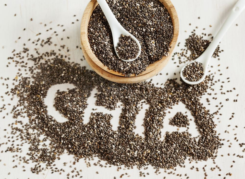 What is the chia seed?