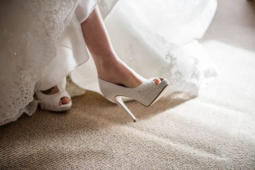 What Should You Consider When Choosing Your Wedding Shoes ...